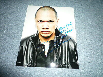 DANKO JONES signed Autogramm  In Person 20x25 cm