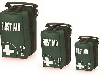 First Aid Bag Green Scandi Bags EMPTY - Various Sizes Small Medium Large *OFFER*
