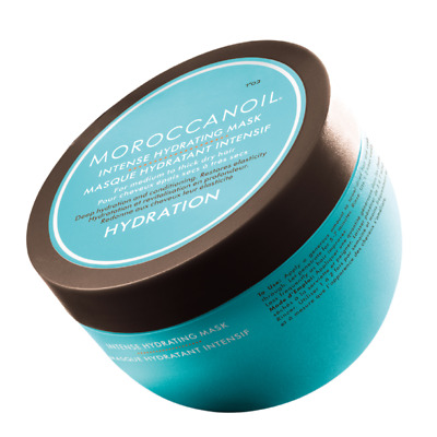(€12,76/100ml) MOROCCANOIL intense Hydrating Mask Hydromaske 250ml + BONUS