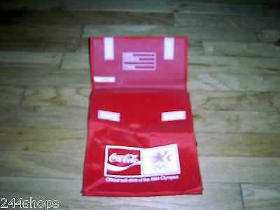 Coca Cola - 1984 OLYMPIC NYLON BACK PACK