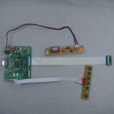 Lcd VGA controller board work for LT121S1 153 LT121SS 105 and so on Lcd Panel