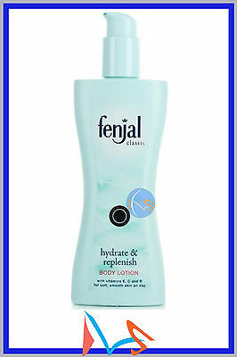 Fenjal Classic Body Lotion 200Ml Vitamins B,C & E For Soft, Smooth Skin All Day.