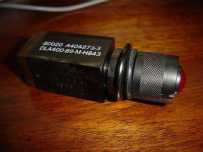 Aircraft carrier indicator light J & H Smith A404273 3 new rat hot rod warbird