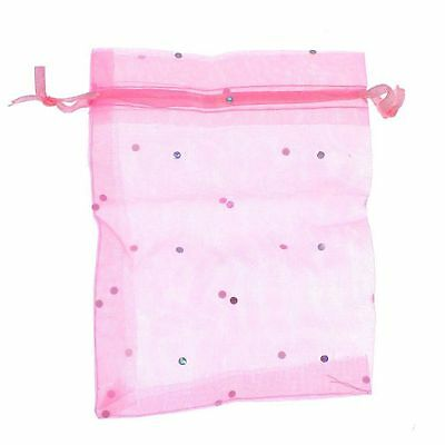 Factory Maneger Special offer! Luxury wedding favour organza bags jeweller pouch