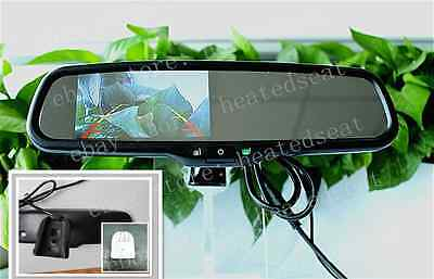 "Rear view mirror with 4.3""camera display,fits Ford,Toyota,Nissan,Dodge,Chevrolet"