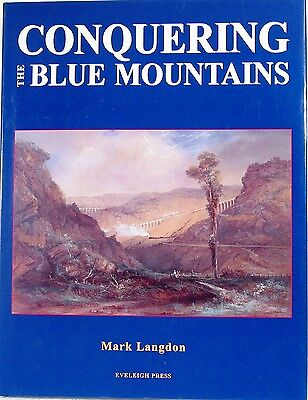 Conquering the Blue Mountains by Mark Langon MM 294