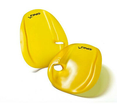 FINIS STRAPLESS Agility SWIM PADDLES Training Swimming Pool CHOOSE 1.05.145.04