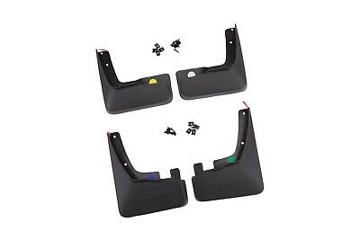 GM# 19170503 OEM Frt and RR Gray Molded Splash Mud Guards for Terrain by GMC