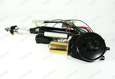 Power Antenna AM/FM Radio Car OEM Replacement Mast Cable Cord Assembly kit