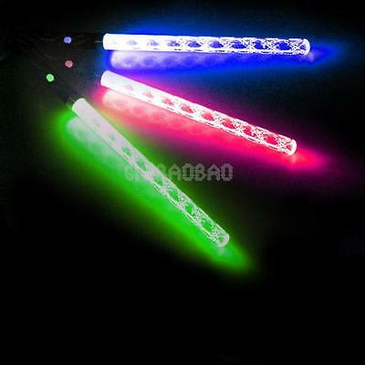 gi#b LED Magic Wand Color Changing Flash Torch Party Concert Glow Light Stick