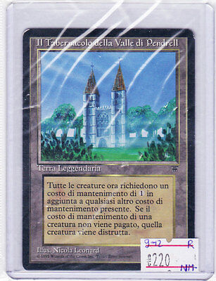 MTG: IL TABERNACOLO DELLA VALLE DI PENDRELL Italian Legends LEGGENDE Carta MAGIC