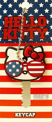 Loungefly Key Cap Hello Kitty USA 0273 House Office Home Quality Unique