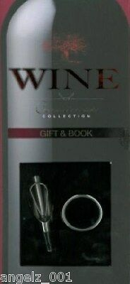 Wine Reference Book And Gift Connoisseur Collection Brand New In Box