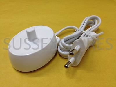 Braun Replacement Charger 3762 3761 3737, New And Genuine Braun Spare *uk Stock*
