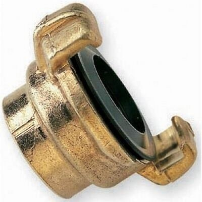 Geka Type Hose Connectors Quick Coupling BSP Female 1 inch