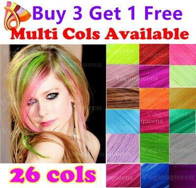 New Fashion Colorful Clip in on Hair Extension/Highlight Clip in Hair Extension