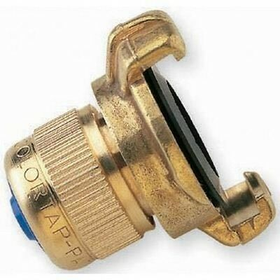 Geka Type Hose Quick Connectors/Valves Hose Connector:Quick Coupler 3/4 inch