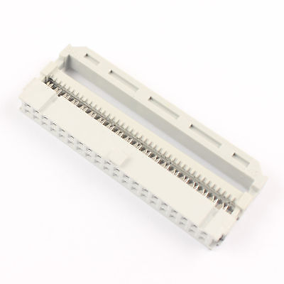 10Pcs 2.54mm Pitch  2x20 Pin 40 Pin IDC FC Female Header Socket Connector