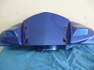 Peugeot 125 Jetforce 2006 Front Handle Bar Cover Panel