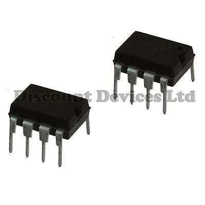 2 X NE5532 P  Dual Operational Op Amp Amplifiers IC TEXAS INSTRUMENTS