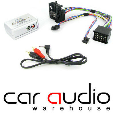 CTVPGX011 Peugeot 207 2006-2013 Car Aux iPhone iPod Interface Adaptor Connects2