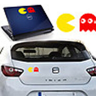 Cut vinyl sticker PACMAN GAME Duration outdoors > 10 years
