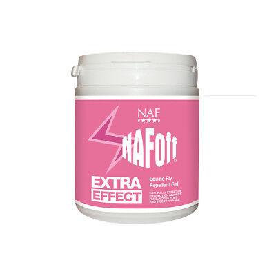 NAF Off Super Power Extra Effect Pink Summer Horse Pony Fly Repellent Gel Balm