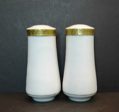 Centurion Collection 9414 Pure Gold Salt & Pepper Shaker Set