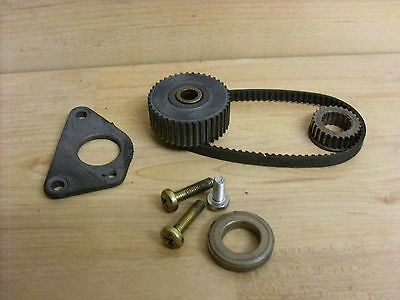 Piaggio Zip 50 Cc Oil Pump Drive Gears And Belt