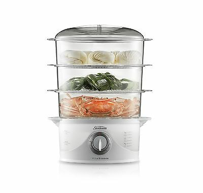 Sunbeam ST6650 VitaSteam™ Food Steamer