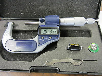 "1-2"" / 25-50mm Electronic Digital Micrometer--new"