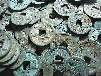 Ancient Chinese Coins Cash Coin Tang Dynasty History