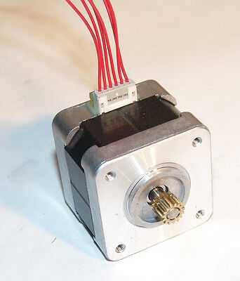 Nema 17 Minebea Stepper Motor 56 oz/in  RepRap Makerbot 3D Printer Extruder