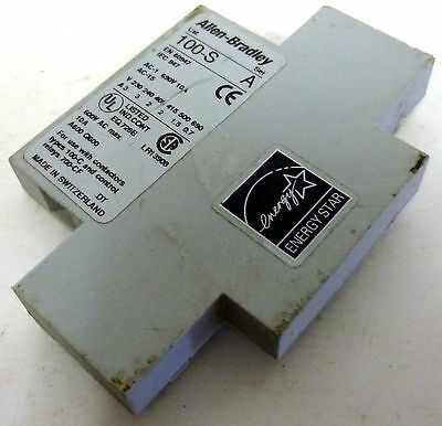 Allen Bradley Auxiliary Contact 100-S Series A 690V 10A