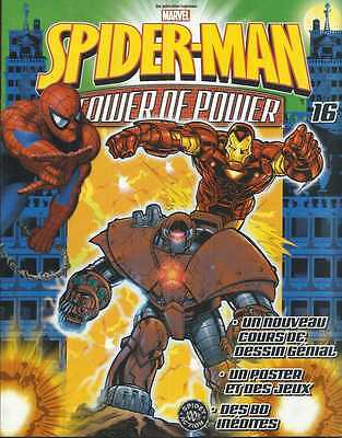 Spide-Man Tower of Power 16  ( Marvel )