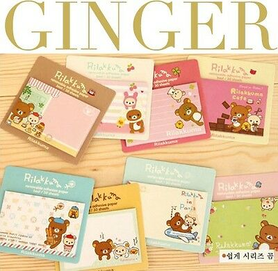 Memo Cute Lovely Post It Bookmark Point Marker Flags Index Pads Tab Sticky Notes