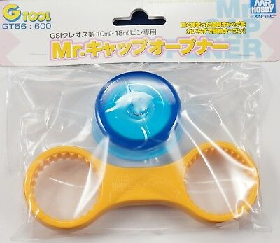 Mr.Hobby GT56 Mr.Cap Opener Paint GX Colour Aqueous Gunze Gundam Color Tamiya