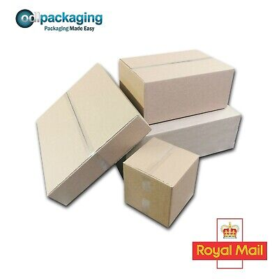 Royal Mail PIP Small Parcel Postal Boxes ALL SIZES