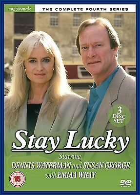 Stay Lucky - Complete Series 4   **Brand New Dvd **