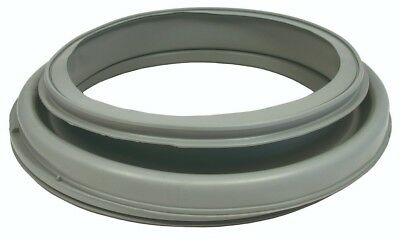 Genuine Ignis Whirlpool Washing Machine Rubber Door Seal Gasket 481246068617