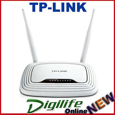 TP-Link TL-WR843N 300Mbps Wireless N AP/Client Router Passive PoE Power Ethernet
