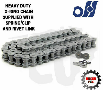 Honda CB450 NF PC14 85 Heavy Duty O-Ring Chain and Sprocket Kit