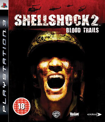 SHELLSHOCK 2 BLOOD TRAILS ~ PS3 (in Good Condition)
