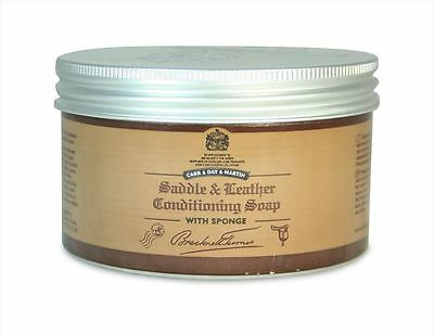 Carr Day & Martin Saddle & Leather Conditioning Soap - 250ml