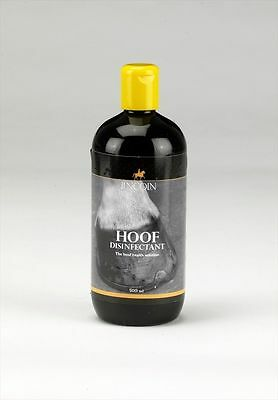 Lincoln Hoof Disinfectant - Horse Pony Care - 500ml