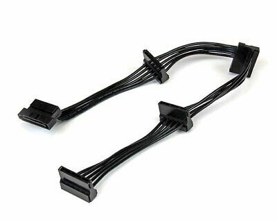 StarTech.com 4x SATA Power Splitter Adaptor Cable