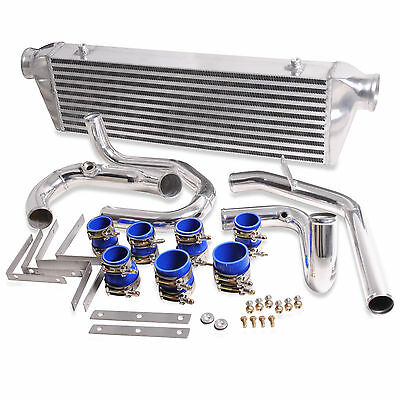 Aluminium Front Mount Intercooler Kit Fmic For Seat Leon Cupra R 1.8T 20V 02-05