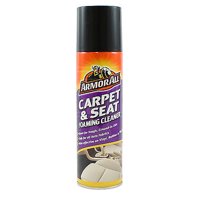 ArmorAll Carpet and Seat Foaming Cleaner - 500ml