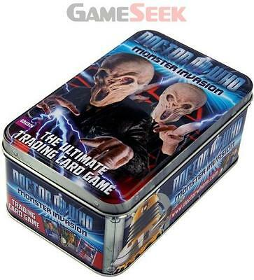 Bbc Doctor Who - Monster Invasion 2 (5 Booster Packs) - Toys Brand New