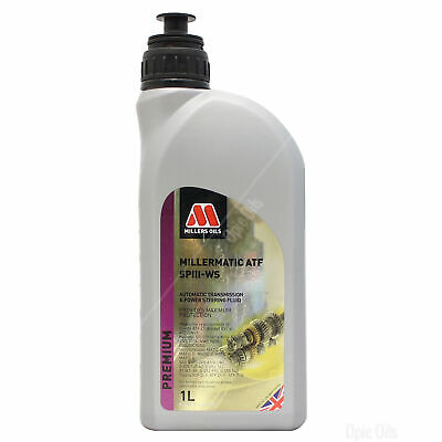 Millers Oils Millermatic ATF SP III Automatic Transmission Fluid 1 Litre 1L